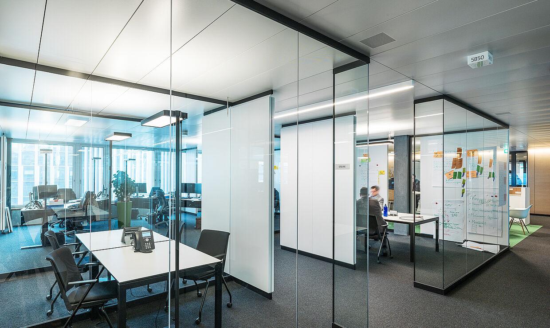 Unternehmensspezifische Gestaltung Unterstutzt Durch Licht Projekte